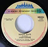 Lighthouse 45 RPM Sunny Days / Lonely Places