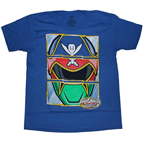 Power Rangers Super Megaforce Boys Character Tee