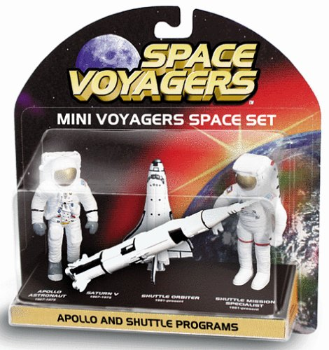 Apollo & Shuttle Mini Set - Buy Apollo & Shuttle Mini Set - Purchase Apollo & Shuttle Mini Set (Action, Toys & Games,Categories,Action Figures)