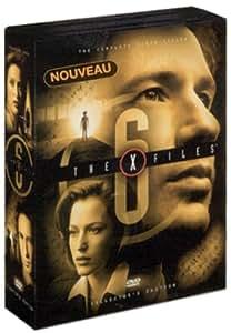The X Files : Intégrale Saison 6 - Édition Collector 6 DVD