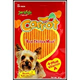 JerHigh Carrot Stix Dog Treat, 70 G (Pack Of 6)