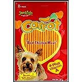 JerHigh Carrot Stix Dog Treat, 70 G (Pack Of 6)