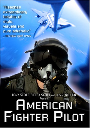 Cover art for  American Fighter Pilot
