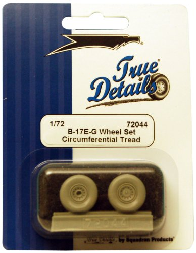True Details TD72044 B-17E-G Wheel Set