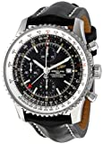 51MFDjAlXgL. SL160  Breitling Navitimer World Mens Watch A2432212 B726BKLT