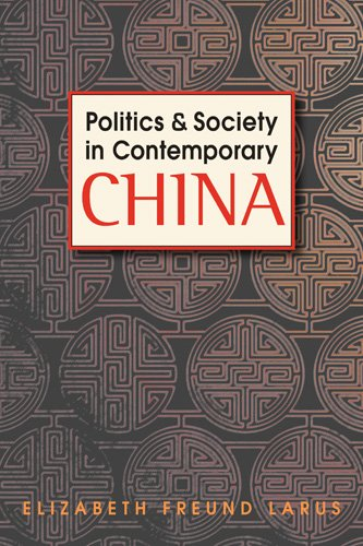 contemporary chinese society Featured society 'modern chinese intellectuals are spineless': in the history of modern china, mr cai fully deserves to be called the father of modern education.
