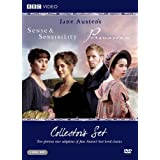 Sense & Sensibility / Persuasion Collector's Set (Includes Miss Austen Regrets) ~ Warner Home Video
