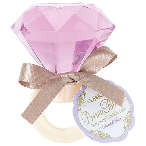 ノルコーポレーション バブルバス プリマブラン 40ml ミッドナイトリラ ラベンダーの香り OBーDAMー1ー3