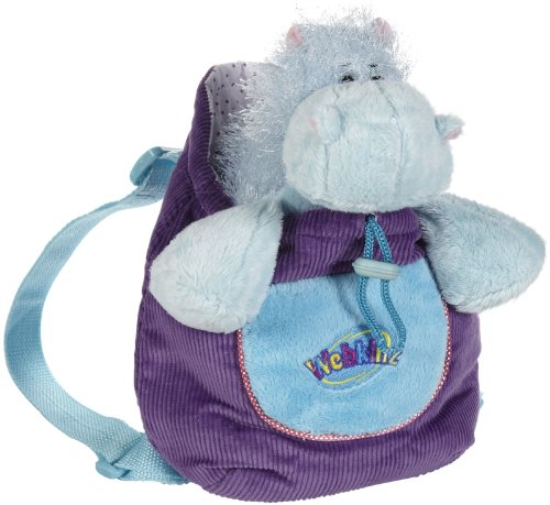 Webkinz Hippo & Carrier 2Pc Asst