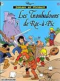 """Afficher """"Johan et Pirlouit n° 15<br /> Les Troubadours de Roc-à-Pic"""""""