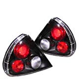 Spyder Auto Mitsubishi Lancer Black Altezza Tail Light