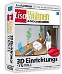 Lisa - 3D Einrichtungssymbole