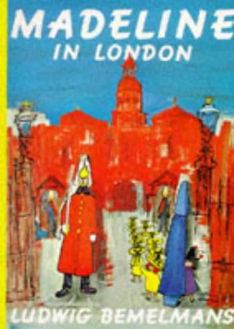 Madeline in London (Picture Books)
