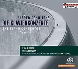 Schnittke: The Piano Concertos Nos. 1-3