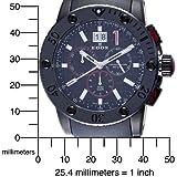 Edox Men's 10012 37N NRO Chronograph Big Date Class-1 Watch