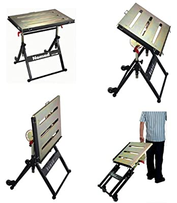 Buy Strong Hand Tools Nomad Welding Table With Magspring