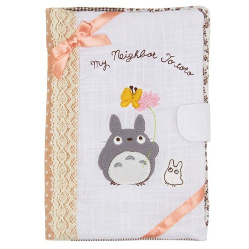 Next to my Neighbor Totoro maternal and child notebook case 1K4236