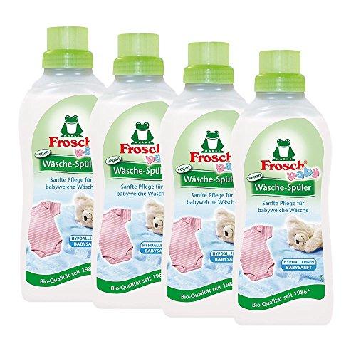 4-x-acondicionador-de-rana-bebe-lavado-750-ml-babysanft-hipoalergenico