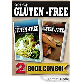 Gluten-Free Italian Recipes and Gluten-Free On-The-Go Recipes: 2 Book Combo (Going Gluten-Free) (English Edition)