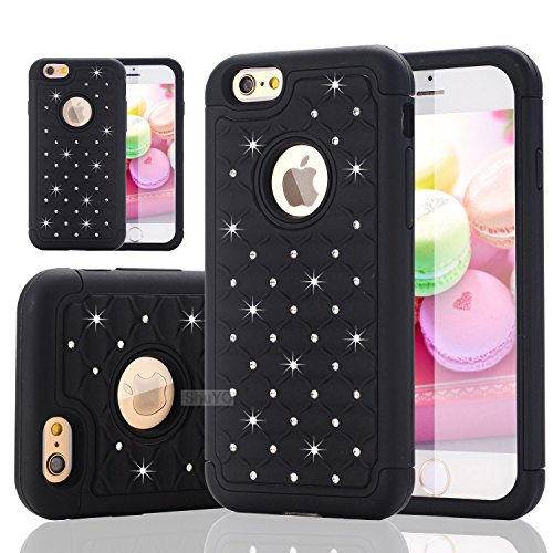 iphone-6s-case-shuyo-twinkle-series-hard-pc-with-soft-rubber-heavy-duty-dual-layer-hybrid-armor-blin