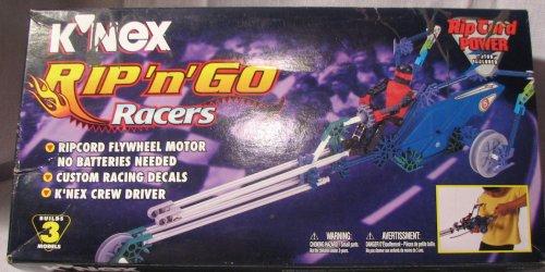 Knex Rip'n'Go Racers - 1