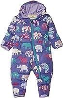 Hatley Baby Girls 0-24m Infant Polyester Bundler Patterned Elephants Snowsuit