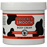 Udderly Smooth - Udder Cream - Body Cream Dry Skin Moisturiser - Big Value Extra Large Jar (340g/12oz) - Hydrates Dry Skin & Relieves Skin Problems - This Dry Skin Moisturising Body Cream Can Help Eczema, Psoriasis & Cracked Dry Sore Itchy Skin