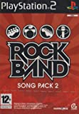 Rockband Song Pack 2 (PS2)