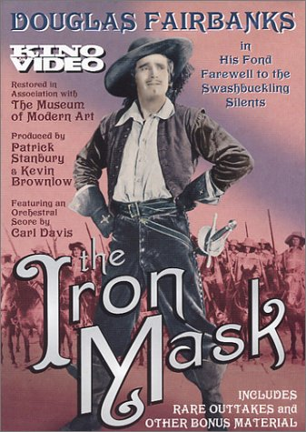 Iron Mask [DVD] [2029] [Region 1] [US Import] [NTSC]