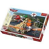 Trefl Puzzle A Flight Above Chupacabra's Native Land Disney Planes (160 Pieces)