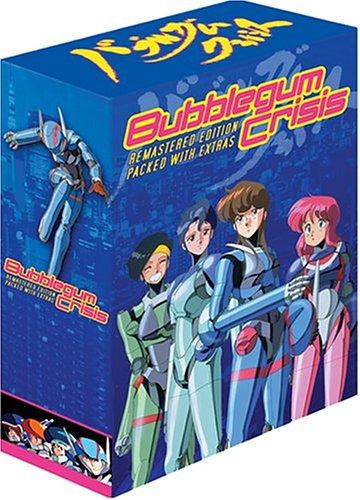 Bubblegum Crisis [DVD] [2004] [Region 1] [US Import] [NTSC]