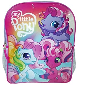 My Little Pony Light Up Backpack
