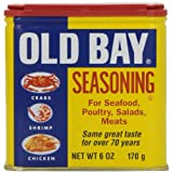 American Old Bay Seasoning: 170g Tubby MC old bay