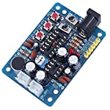Icstation ISD1820 Voice Recorder Recording Playback Module Board Kit with LM386 Amplifier Chip