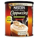 NESCAFE Cafe Menu Cappuccino Unsweetened Taste 3x1kg