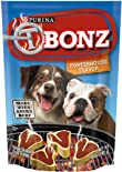 T Bonz Dog Snacks, Steak Shaped, Porterhouse Flavor, 10 oz (283 g)