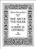 echange, troc Johann Sebastian Bach - Art de la Fugue et Une Offrande Musicale - Conducteur