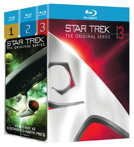 Star Trek: The Original Series - Seasons 1-3 [Blu-ray]