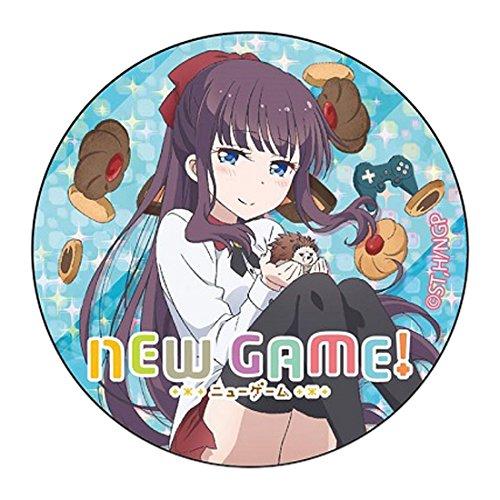 NEW GAME! 滝本ひふみ カンバッジ