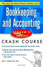 Schaum s Easy Outline of Bookkeeping and Accounting Revised by Joel Lerner