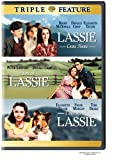 echange, troc Lassie Come Home & Son of Lassie & Courage of [Import USA Zone 1]