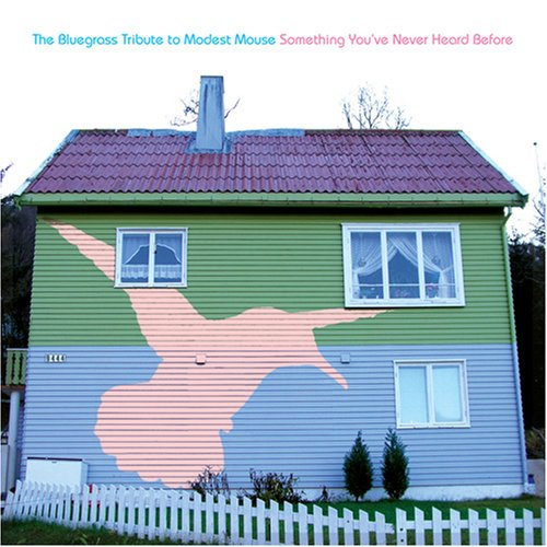 The Bluegrass Tribute to Modest Mouse : Something You've Never Heard Before by Tribute to Modest Mouse