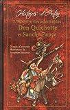 L\'Histoire des admirables Don Quichotte et Sancho Pança par Miguel de Cervantes