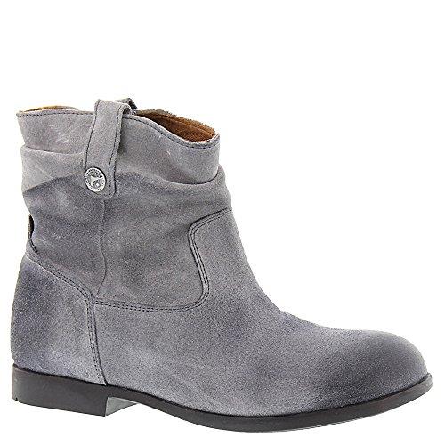 birkenstock-womens-sarnia-boot-gray-waxed-suede-37-r