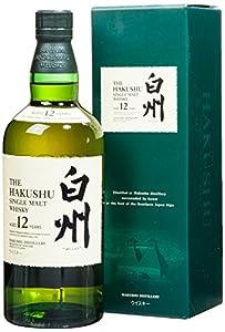 SUNTORY Hakushu 12 Year Old Japanese Whisky 70cl Bottle