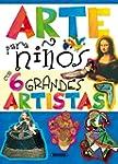 Arte para ni�os con 6 grandes artista...