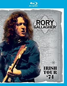 Rory Gallagher: Irish Tour '74 [Blu-ray]