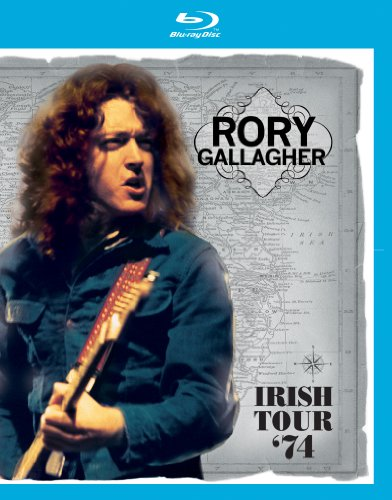 Rory Gallagher – Irish Tour '74 (2011) Blu-ray 1080i AVC DTS-HD MA 5.1