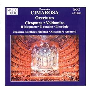 Cimarosa-Overtures, Volume 1