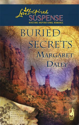 Image of Buried Secrets (Heart of the Amazon Series #2) (Steeple Hill Love Inspired Suspense #72)